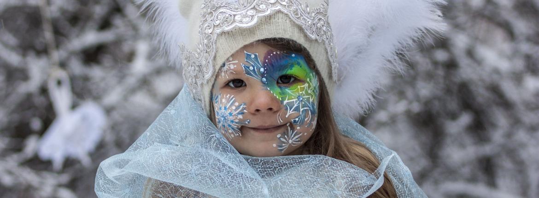 Lumine näomaaling